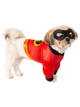 4d787e4a989 Incredibles Costume For Pets