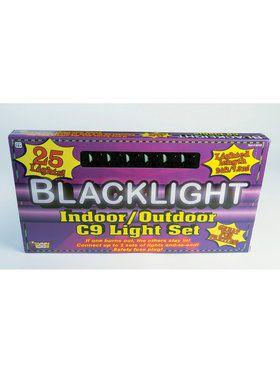 Indoor/Outdoor Black Light Set