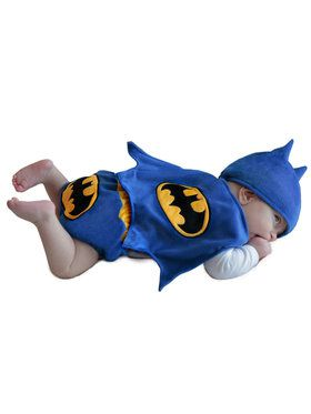 Infant Batman Diaper Cover