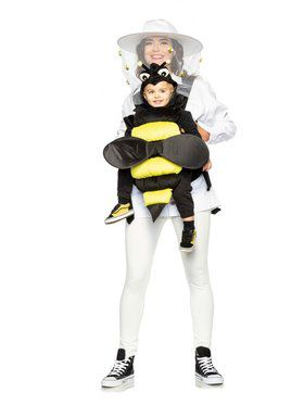 Infant Bee Keeper & Bumble Bee Costume