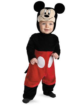 Mickey Mouse Disney Infant Costume