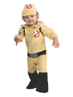 Infant Ghostbusters Costume