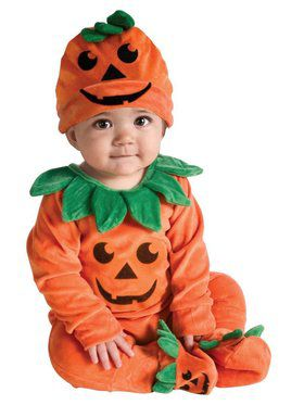 Infant Lil' Pumpkin Child Costume