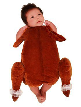 Infant Little Turkey Costume