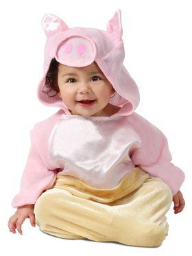 Infant Pig in a Blanket Costume