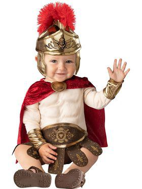 Silly Spartan Infant Costume