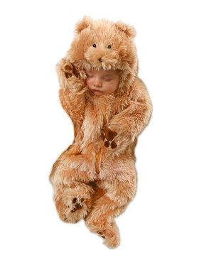 Infant Snuggle Bear Costume