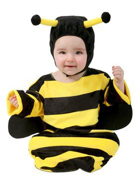 Infant Sweet Little Bumble Bee Costume