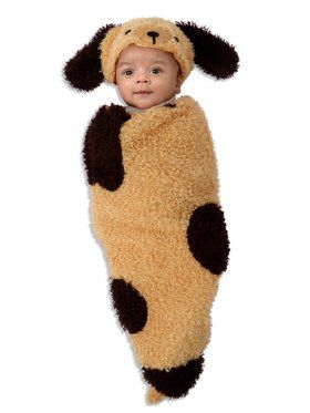 Infant Sweet Little Puppy Costume