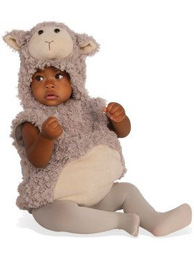 Infant Toddler Baby Lamb Costume