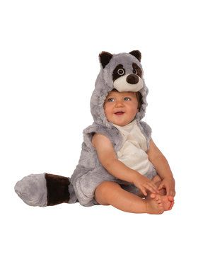 Infant Toddler Baby Raccoon Costume