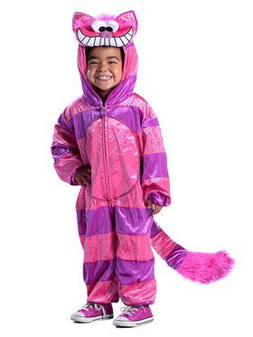Infant Toddler Cheshire Cat Costume