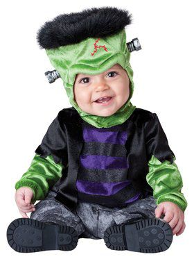 Infant Toddler Monster Boo Baby Costume