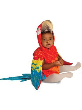 Infant Toddler Parrot Costume  sc 1 st  BuyCostumes.com & Baby Bird Costumes - Baby and Toddler Halloween Costumes ...