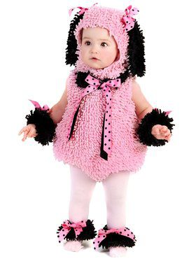 Infant Toddler Pinkie Poodle Costume  sc 1 st  BuyCostumes.com & All Baby and Toddler Costumes - Baby and Toddler Halloween Costumes ...