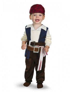 Pirates of the Caribbean Infant/Toddler Costume