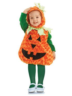 Infant/toddler Pumpkin Costume