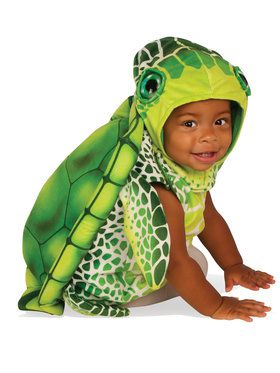 Infant Toddler Turtle Costume