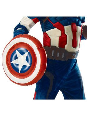Inflatable Captain America Shield