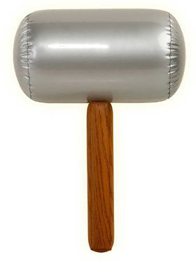 Inflatable Mallet Accessory