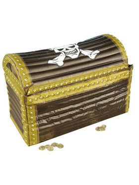 Treasure Chest Inflatable Party Decoration