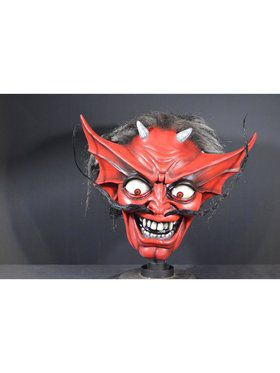 Iron Maiden Adult Number of the Beast Devil Mask