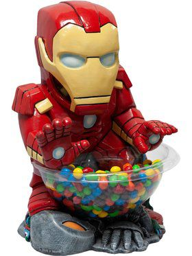 Iron-Man Mini Candy Bowl Holder