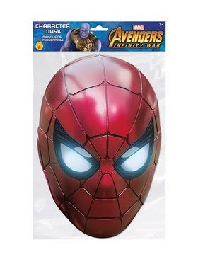 Iron Spider Character Mask