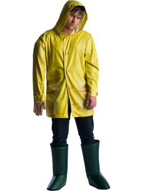 It Movie Mens Georgie Costume