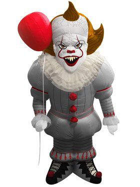 IT Movie Pennywise Lawn Inflatable