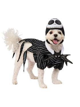 Disney Jack Skellington Pet Costume