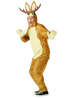 Jackalope Adult Costume