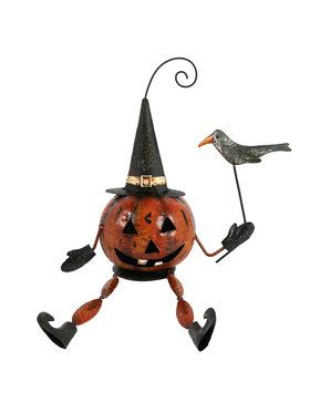 Jackolantern/Pumpkin Man Sitting Decoration