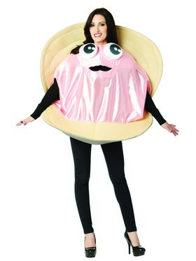 Jammin Clam Adult Costume