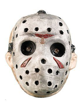 Jason Animated Mini - Head