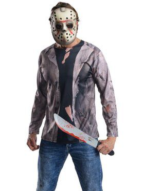 Jason Costume Adult Kit
