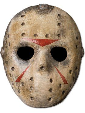 Adult Friday The 13th Jason Deluxe Eva M