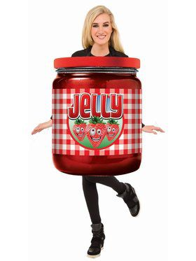 Jelly Adult Costume