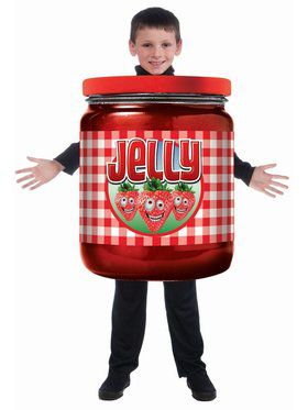 Jelly - One Size Child Costume