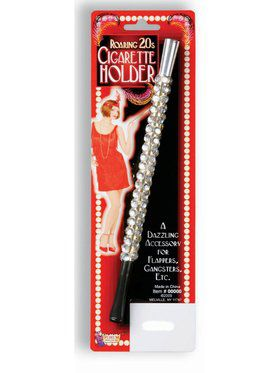 Jeweled Cigarette Holder