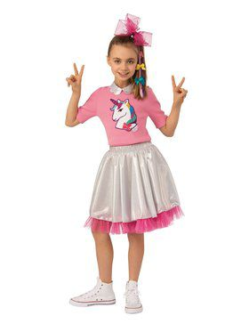"Jojo Siwa ""Kid In Candy Store"" Child Costume"