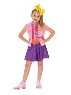 JoJo Siwa Music Video Outfit for Girls  sc 1 st  BuyCostumes.com & All Girls Costumes - Girls Halloween Costumes | BuyCostumes.com