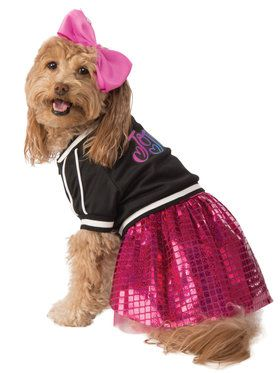 Jojo Siwa Costume for Pets