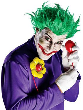 Joker Costume Accessory Set