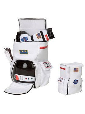 Jr. Astronaut Backpack