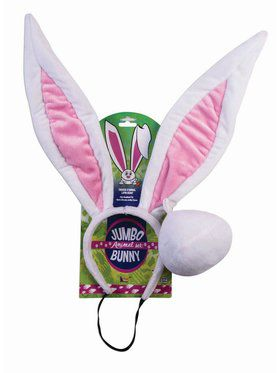 Jumbo Animal Kit - Bunny