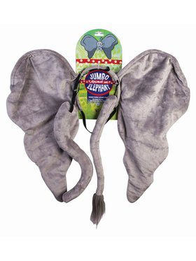 Jumbo Animal Kit - Elephant