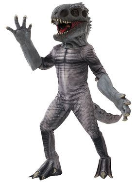 Jurassic World: Adult Indominus Rex Costume One-Size