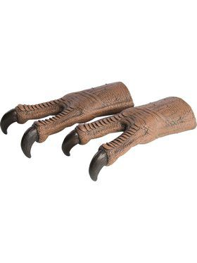 Jurassic World Adult T - Rex Latex Hands