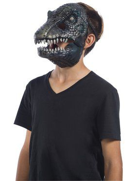 Jurassic World: Fallen Kingdom Baryonyx Movable Jaw Adult 2018 Halloween Masks